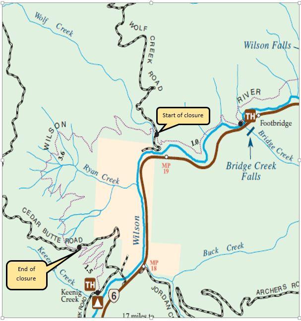 Tillamook State Forest Blog 2016