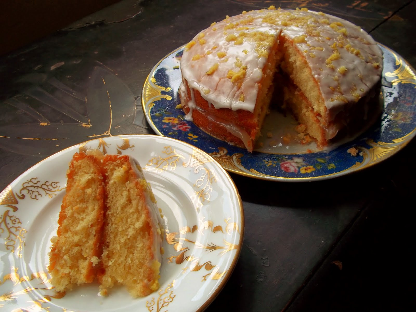 Recipe Lemon Drizzle Cake Delia Smith: Idle Bakes: August 2011