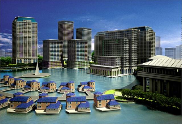 Quy hoạch khu đô thị Tân Hoàng Mai