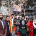 मिशन मोदी अगेन पीएम 2019 के कार्यकर्ताओं ने चलाया स्वच्छता अभियान
