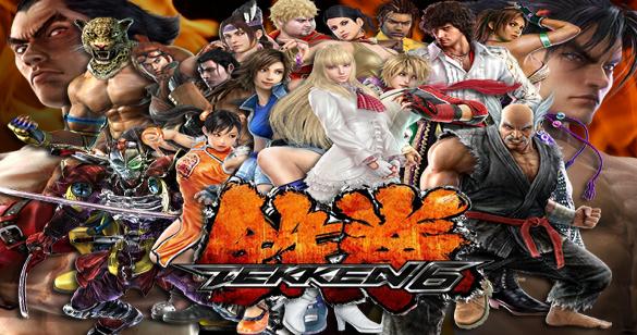 Game PSP Tekken 6 High Compress