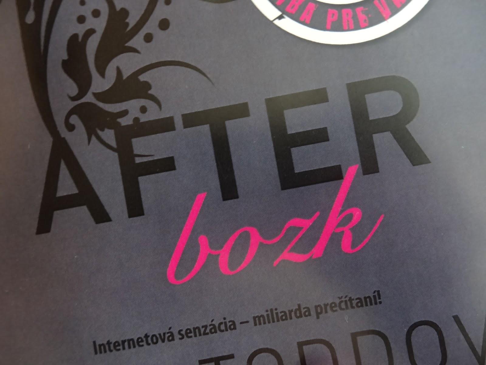 e72329150 Paperback: After – Bozk (Anna Toddová)   bux.sk