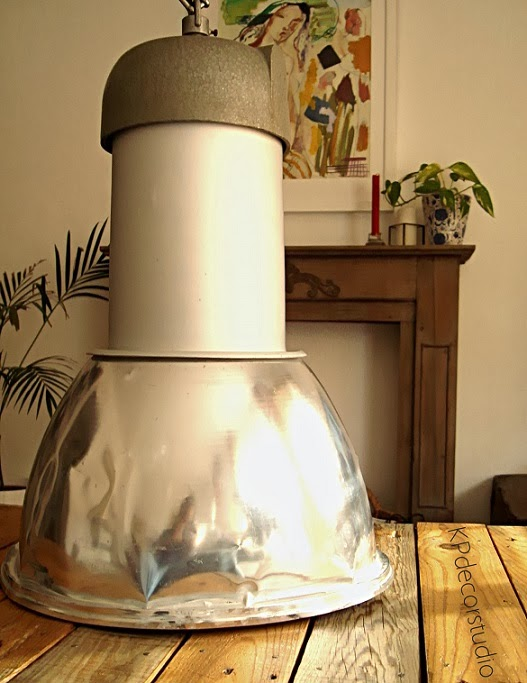 Lámparas de techo vintage estilo industrial. lofts decoración de diseño. Comprar lámpara industrial auténtica