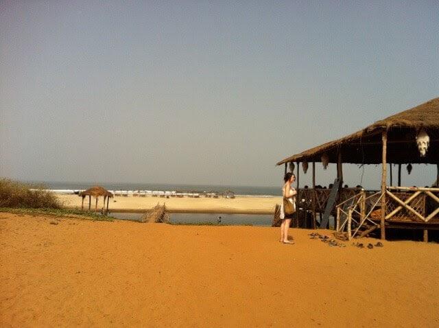 Dunes, Mandrem Beach