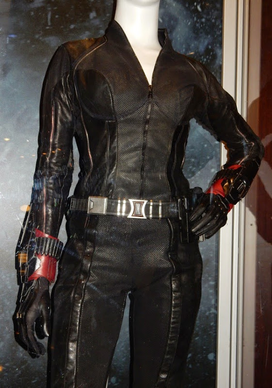 Avengers Age of Ultron Black Widow movie costume