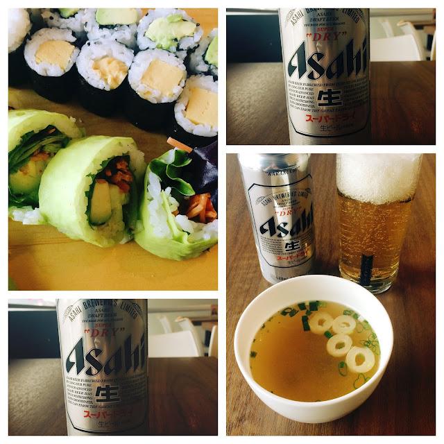 Sushis végératiens Sushi Yuzu restaurants