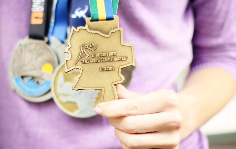 Bełchatowska Piętnastka medal