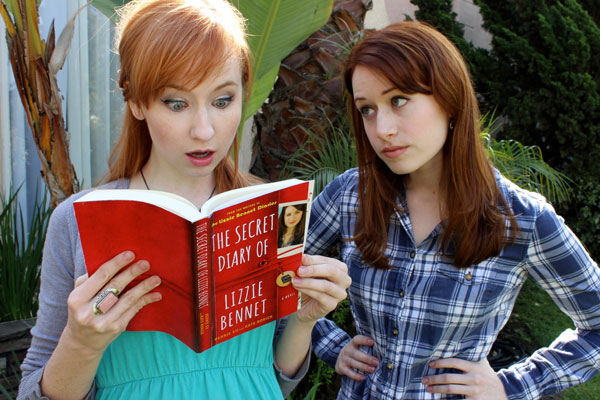 Fangirl Confessions | The Lizzie Bennet Diaries, Five Years Later. Remembering the web series, five years later! Text © Rissi JC