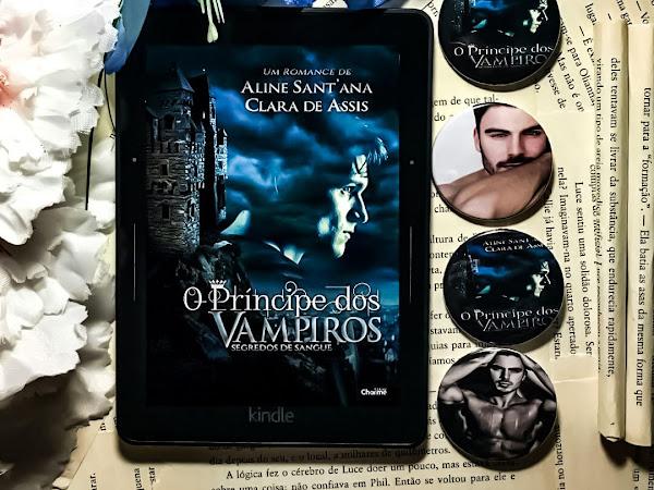 O Príncipe dos Vampiros - Resenha