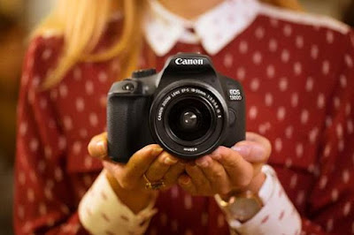 Canon EOS 1300D, EOS Rebel T6, la nueva Canon, Canon DSLR, Full HD video, Conectividad Wi-Fi,