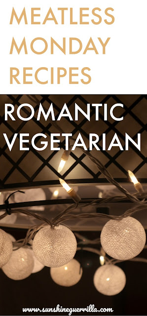 romantic vegetarian food for valentine's day