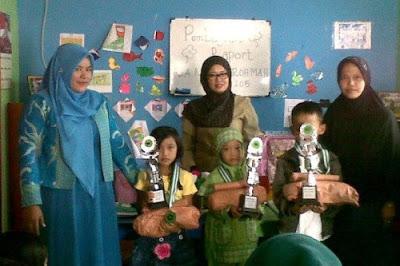 Sekolah Pelit Memberikan Penghargaan Pada Anak