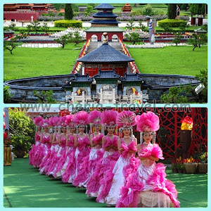 Splendid China dan China Folk Cultural Village Show