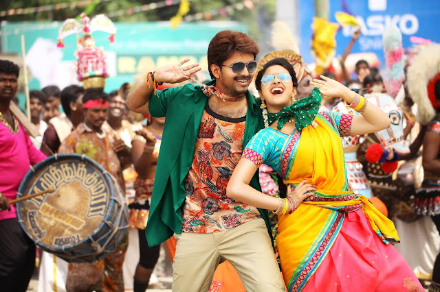Vijay's Bairavaa Tamil Movie HD Photos