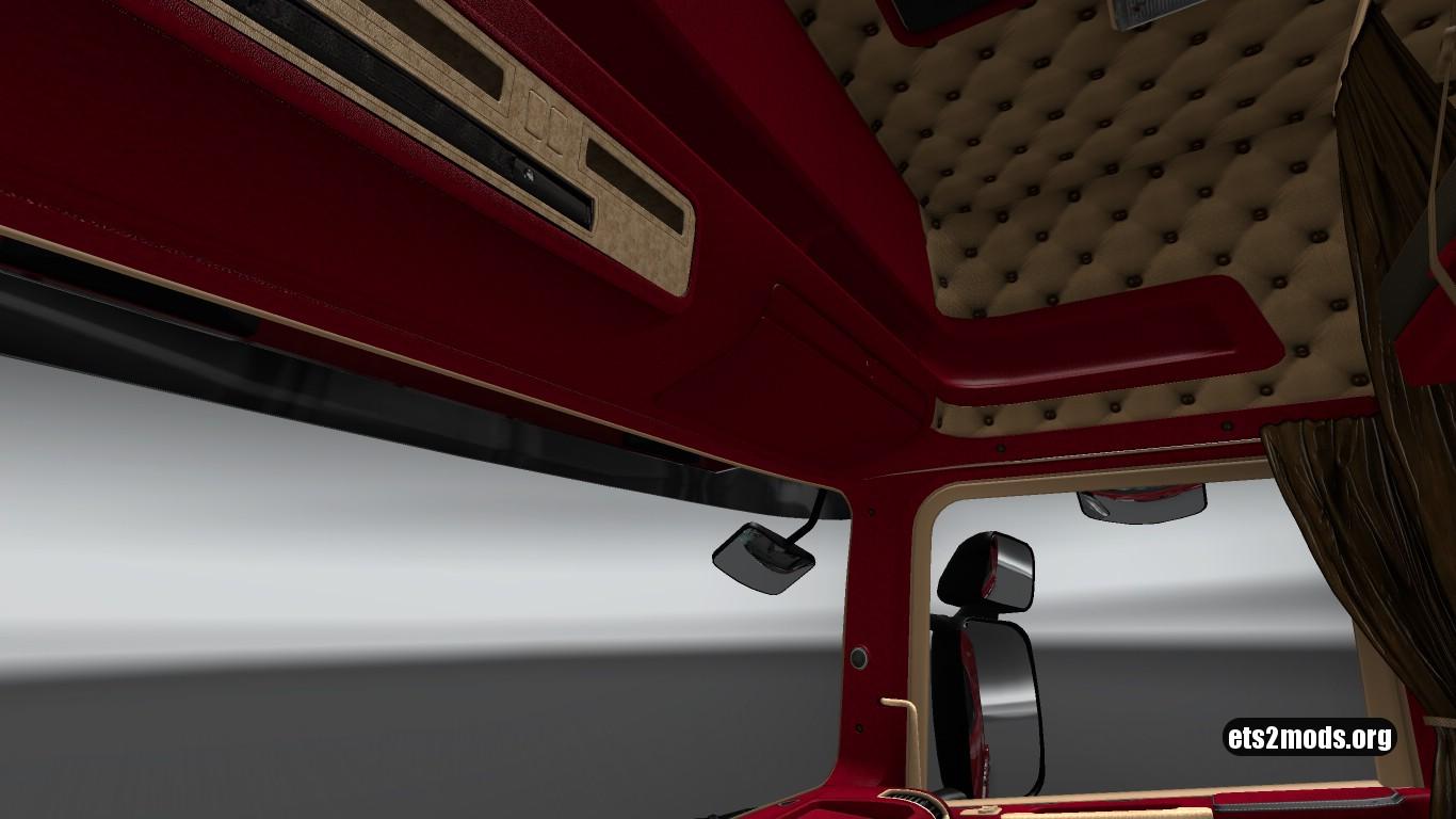 OFR Interior for Scania RJL v 3
