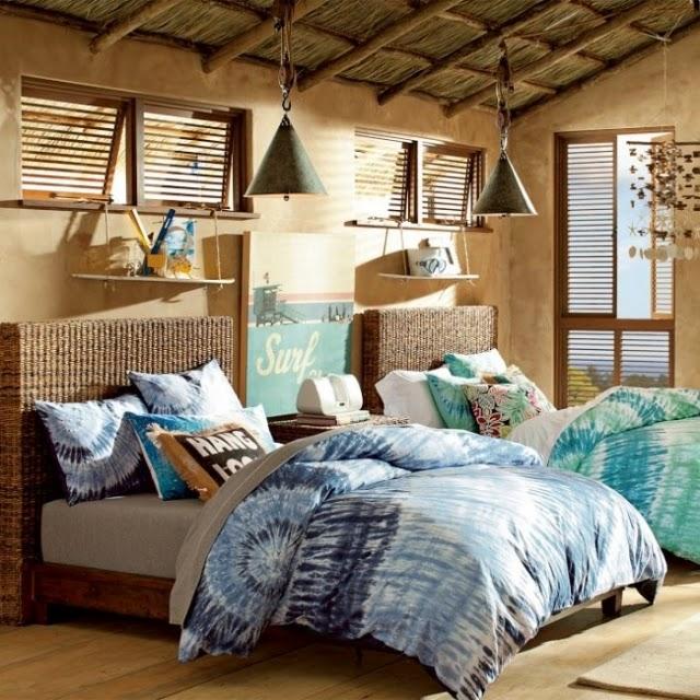 Fotos de dormitorios juveniles para hermanas colores en casa for Distribucion habitacion juvenil