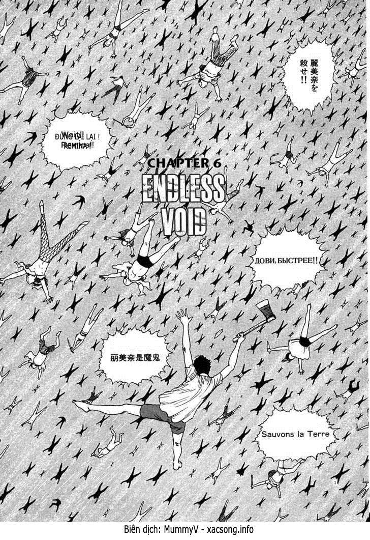 Jigokusei Lemina chap 6 trang 1