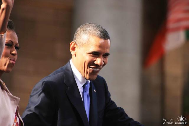 My Travel Background : 12 lieux à visiter à Washington D.C. - Barack et Michelle Obama