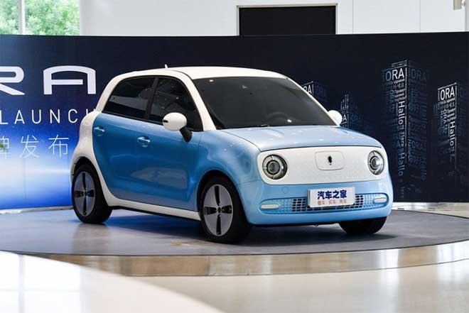 mobil listrik murah cina