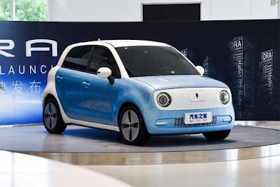 Perusahaan China Membuat Mobil Listrik Berbiaya $9.000