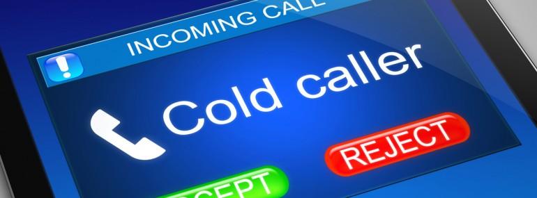 nuisance calls by Elizabeth Boni