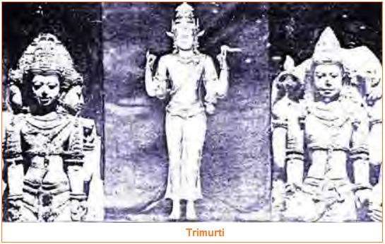 Perkembangan Agama dan Kebudayaan Hindu di India - Trimurti