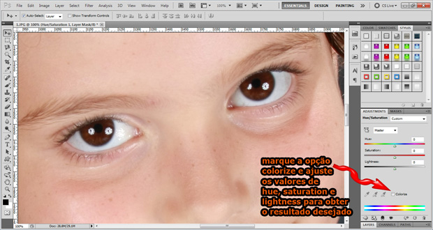 Tutorial Adobe Photoshop