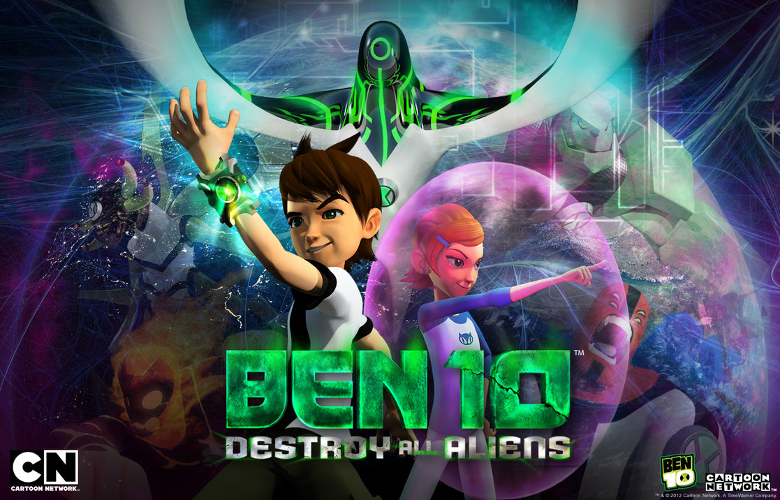 Ben 10 Destroy All Aliens 2012 Tamil Dubbed Full Movie 360p