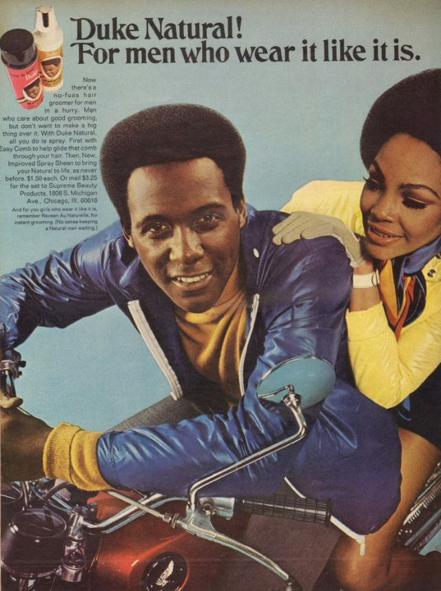 Vintage Afro Hairstyles 16 Fascinating Ads For Hair