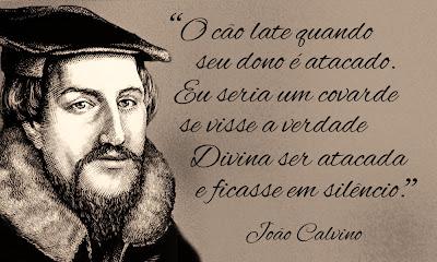 Resultado de imagem para JOAO CALVINO