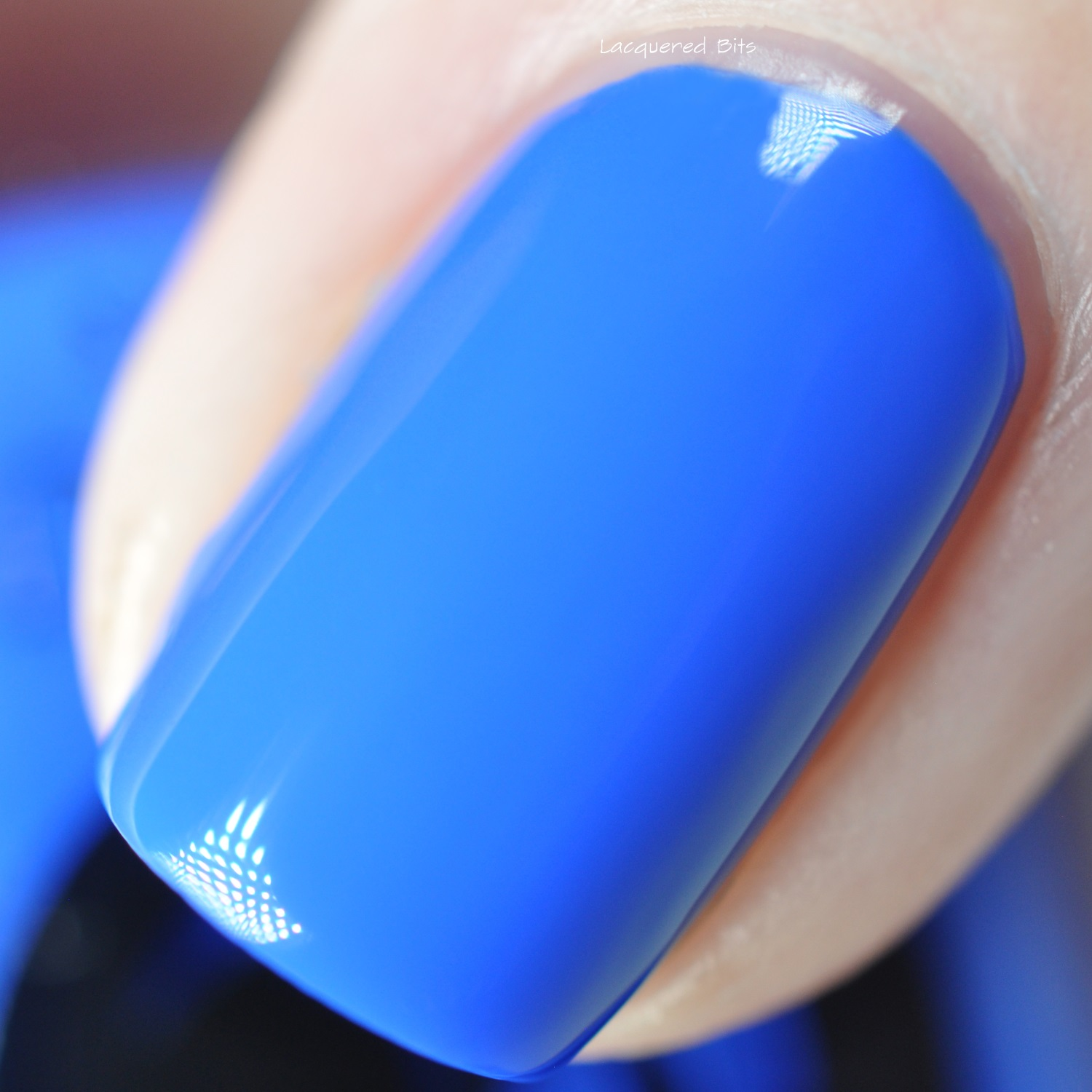 Rhapsody in Blue - Cirque Colors Spring/Summer 2016