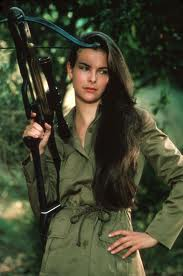 Image result for carole bouquet as melina havelock