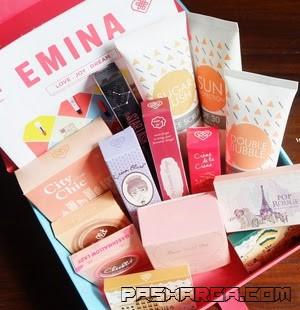 Katalog Emina Kosmetik