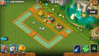 LINE Little Knights Apk v1.0.1 No Mod Free Download