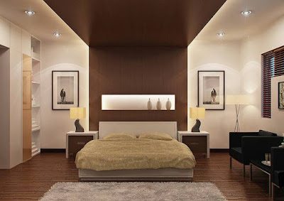 Bedroom recessed lighting layout aloadofball Image collections