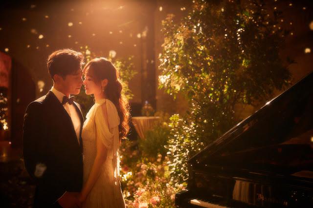 Luo Jin Tang Yan pre-wedding photo