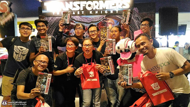 Transformers Midnight Madness, Mid Valley Megamall, Toys R Us, Hasbro Toy (Malaysia),