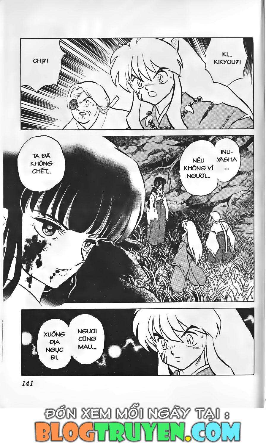 Inuyasha vol 07.8 trang 8