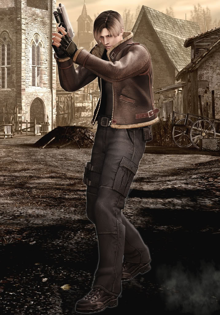 Resident Evil 4 Wallpapers Wallpapers Collections