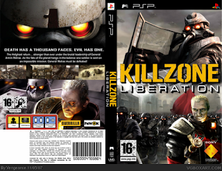 Download Gratis Killzone Liberation Apk ISO PPSSPP Terbaru 2016