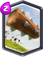 Card The Trunk of Clash Royale - Cards Wiki