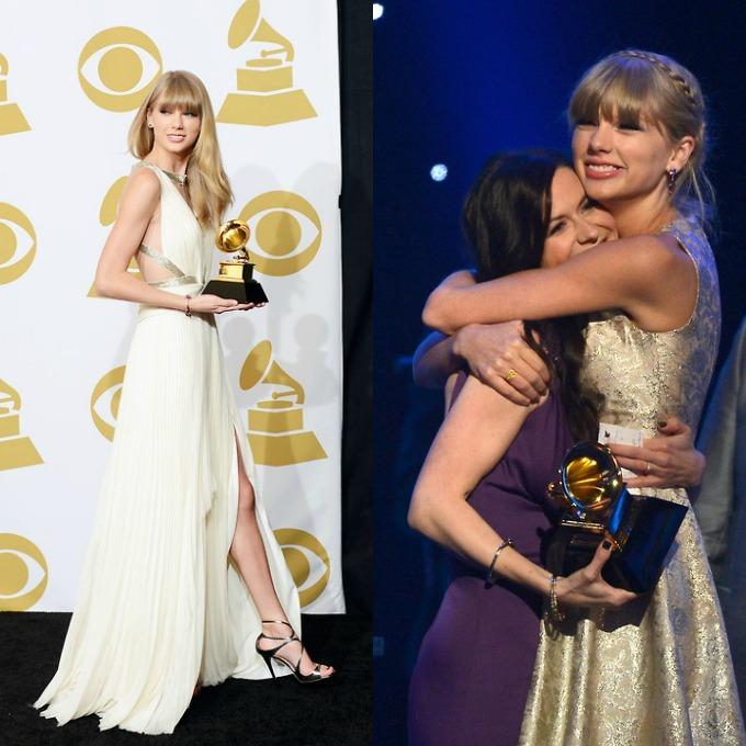 Grammy's 2013   Organized Mess