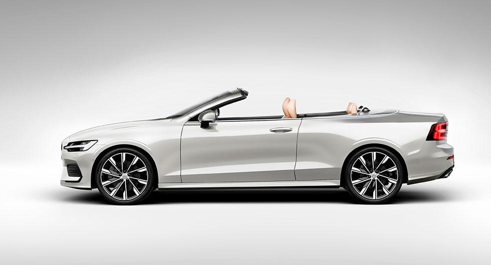 modellneuheiten volvo s60 als cabrio scandicsteel. Black Bedroom Furniture Sets. Home Design Ideas