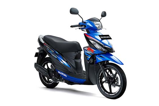 Suzuki Address R-Series