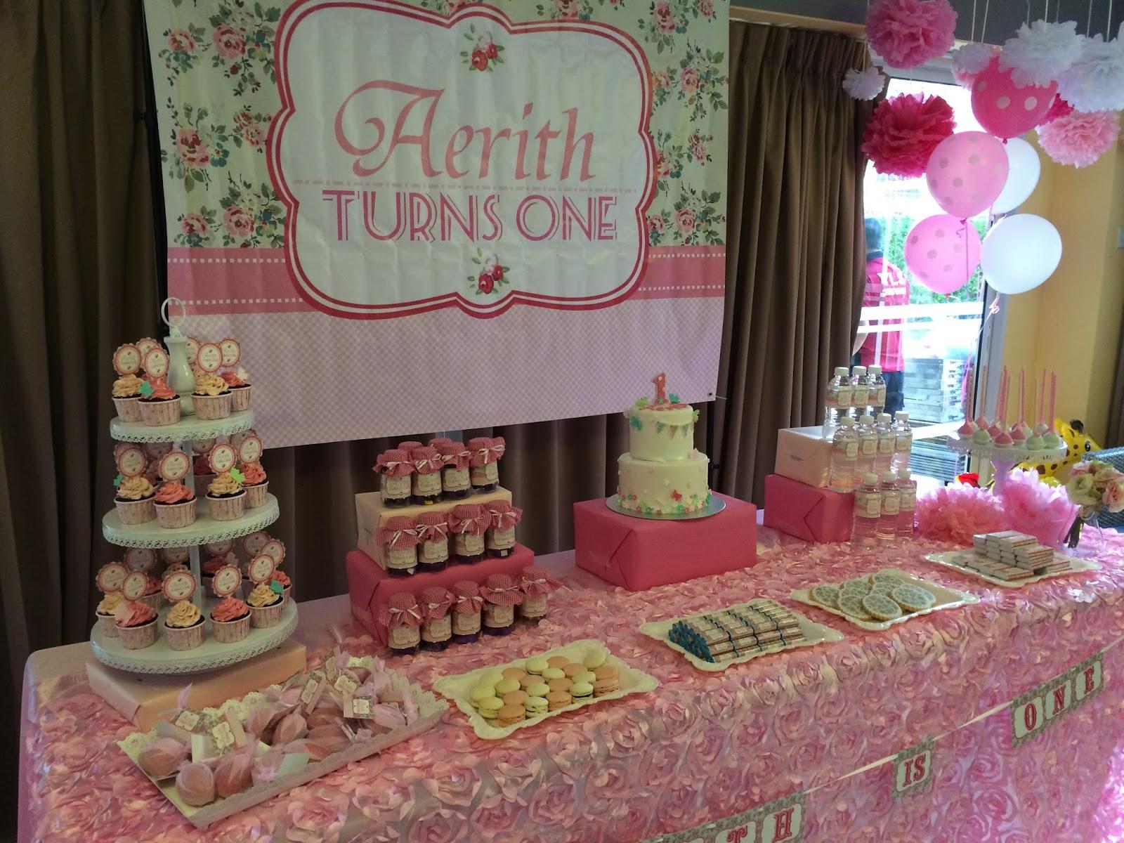 Cath Kidston Dessert Table Crissa S Cake Corner