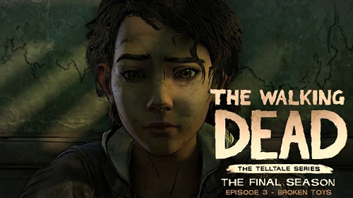 Walking Dead: Final Season Ep. 3 Broken Toys Review