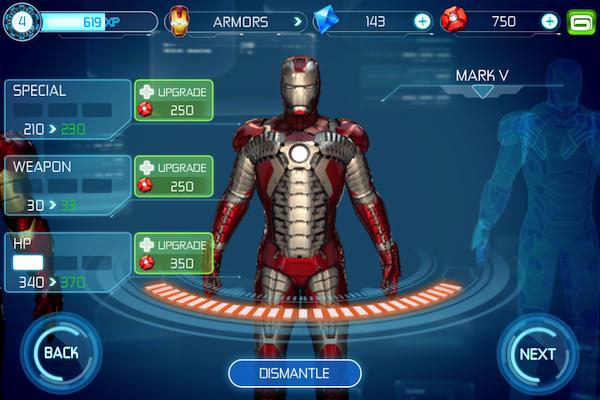 Iron Man 4 Online Games
