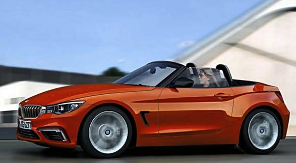 2017 Bmw Z2 Price Bmw Redesign