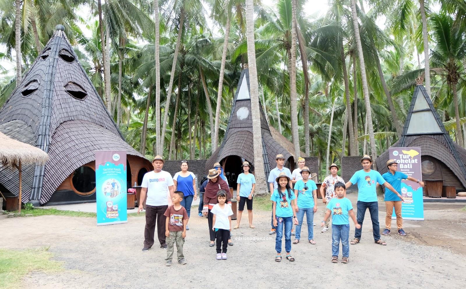 Tur Cokelat Bali Nikmatnya Cokelat Frisian Flag - Charlie's Chocolat Factory Bali