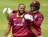 West Indies Rewrite ODI World Record